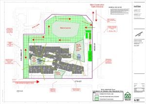 Site Logistics Plan